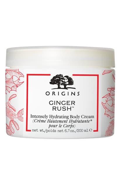 Origins Ginger Rush(tm) Intensely Hydrating Body Cream