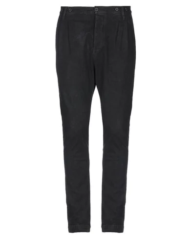 Novemb3r Casual Pants In Black