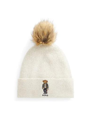 Polo Ralph Lauren Hat In White