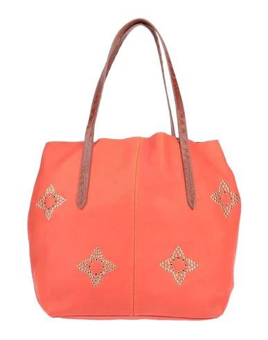 Nanni Handbag In Rust