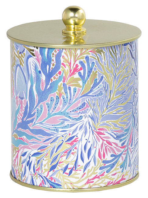 Lilly Pulitzer Kaleidoscope Coral Candle