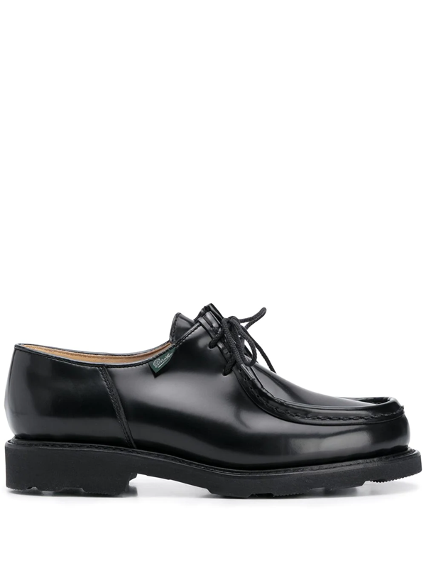 Paraboot Michael Lace-up Shoes In Black