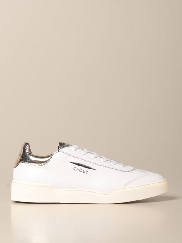 Ghoud Sneakers Shoes Women  In White