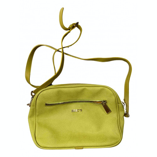 Bric's Yellow Handbag