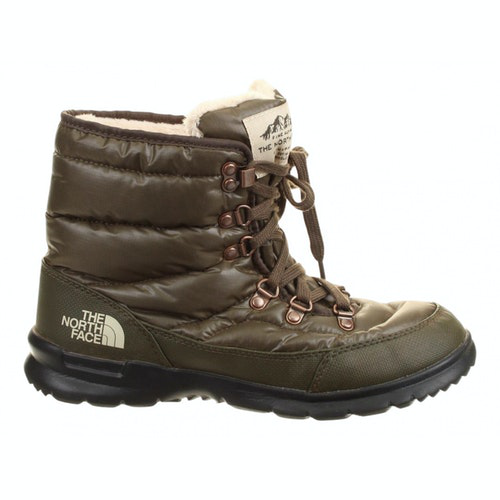 The North Face Khaki Boots