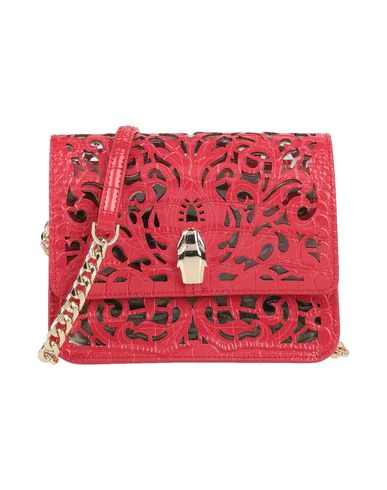 Cavalli Class Cross-body Bags In Red