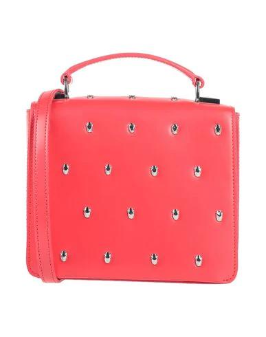 Cavalli Class Handbag In Red
