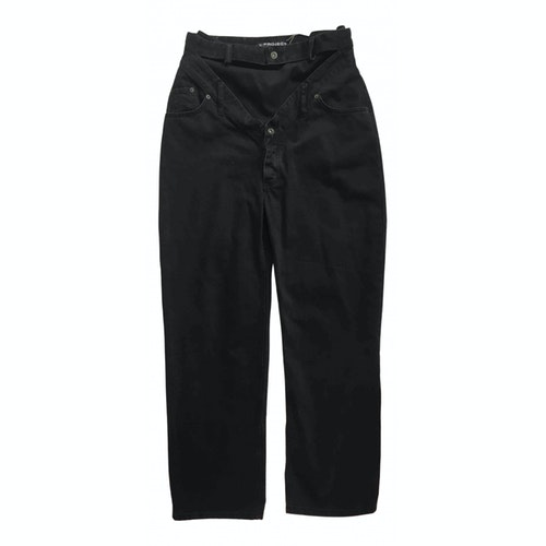 Y/project Black Denim - Jeans Jeans