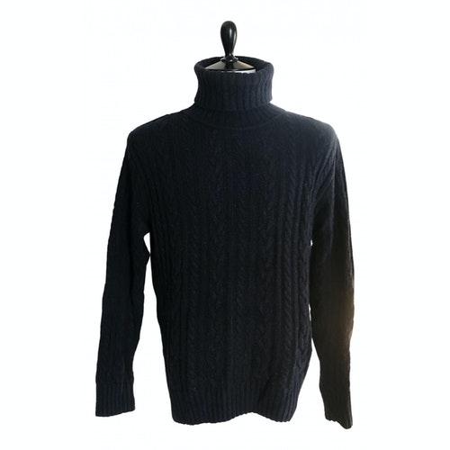 Edwin Blue Wool Knitwear & Sweatshirts