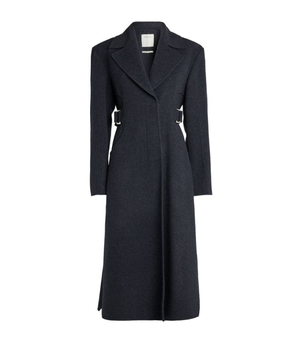 Sportmax Terry Cashmere-wool Coat