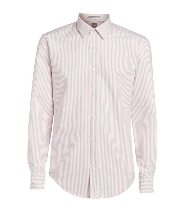 Hugo Boss Boss Bengal Stripe Oxford Shirt