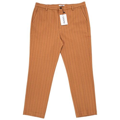 Ganni Brown Trousers