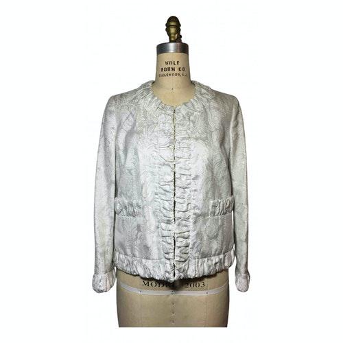 Viktor & Rolf Metallic Cotton Jacket