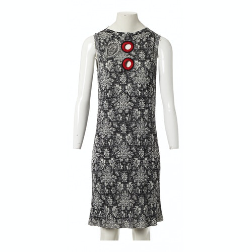 Louis Vuitton Multicolour Wool Dress
