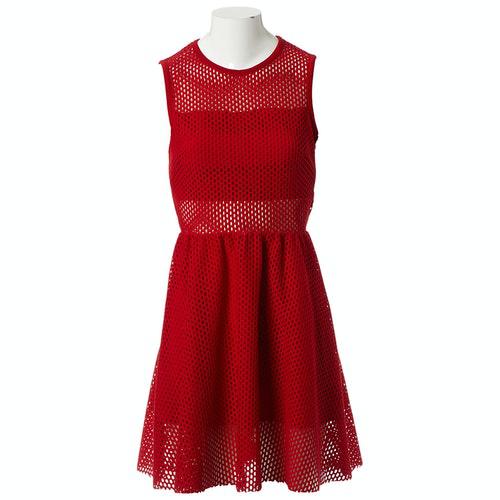 Sandro Red Dress