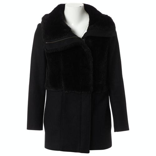 The Kooples Black Wool Jacket