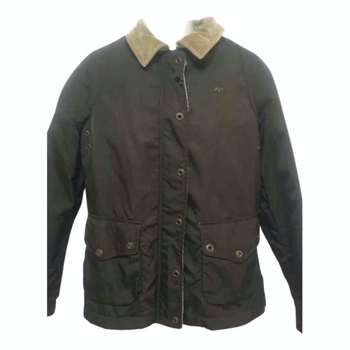 Burberry Brown Cotton Jacket