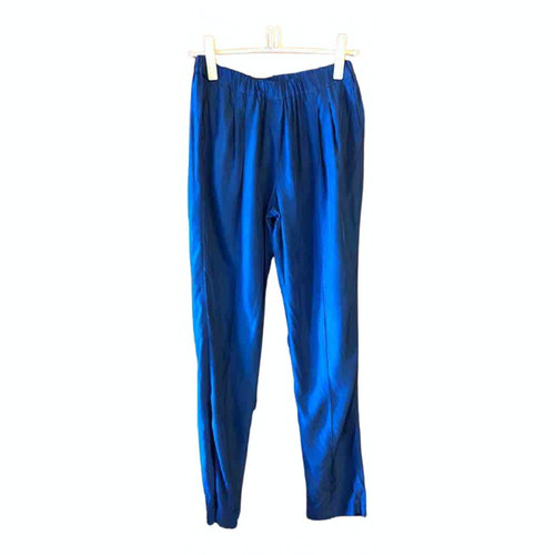 Forte Forte Blue Trousers
