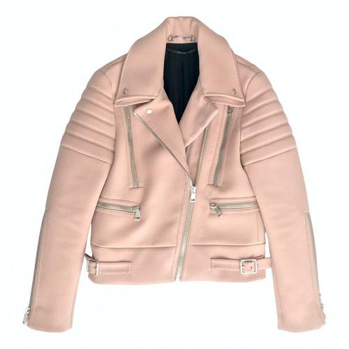 Gucci Pink Wool Jacket