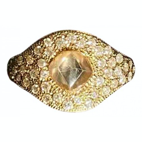 De Beers Gold Yellow Gold Ring