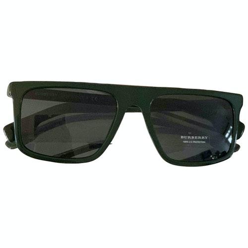 Burberry Green Sunglasses