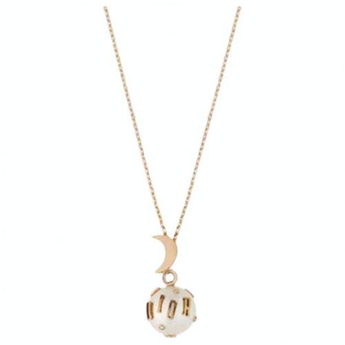 Dior Gold Metal Necklace