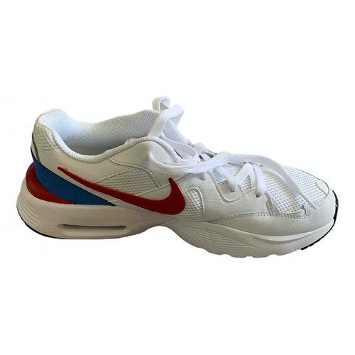 Nike Air Max  White Trainers