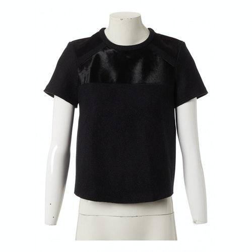 Isabel Marant Black Wool Knitwear