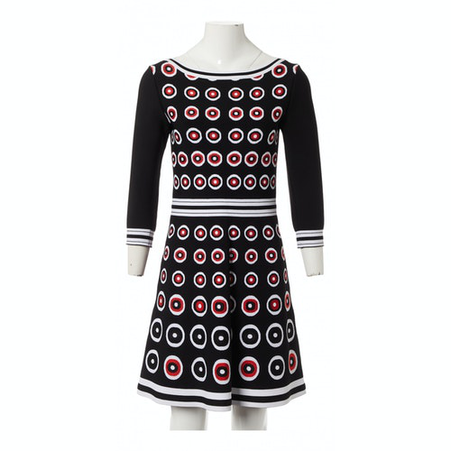 Alaïa Black Dress