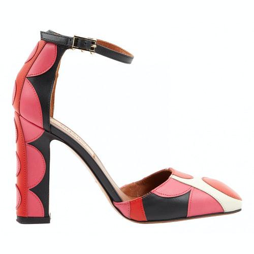 Valentino Garavani Multicolour Leather Heels