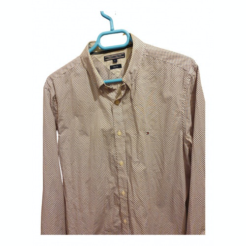 Tommy Hilfiger Multicolour Cotton Shirts