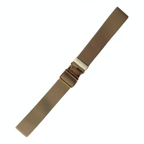 Miu Miu Beige Cloth Belt