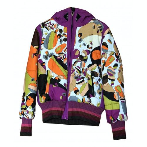 Emilio Pucci Multicolour Jacket