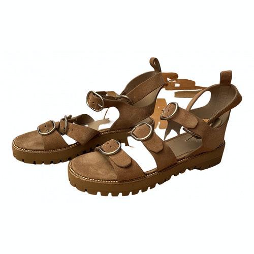 Allsaints Suede Sandals