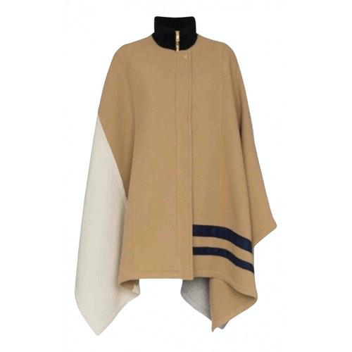 Chloé Beige Cotton Coat