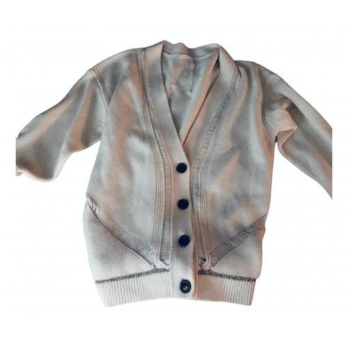 See By Chloé Beige Cotton Knitwear