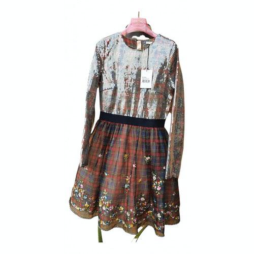 Manoush Multicolour Cotton Dress