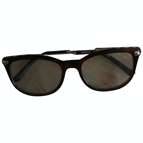 Burberry Brown Sunglasses