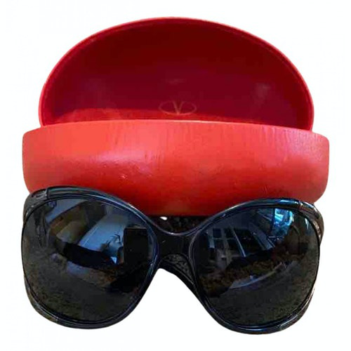 Valentino Black Sunglasses