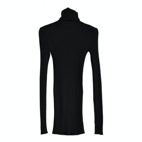 Joseph Black Silk Knitwear