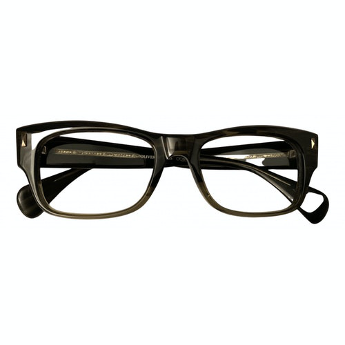 Oliver Peoples Green Sunglasses