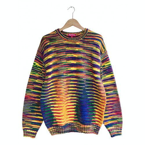Supreme Multicolour Knitwear & Sweatshirts