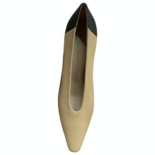 Bottega Veneta Leather Heels
