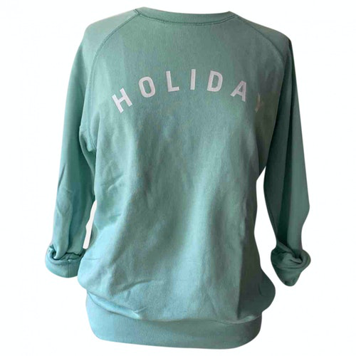 Holiday Green Cotton Knitwear