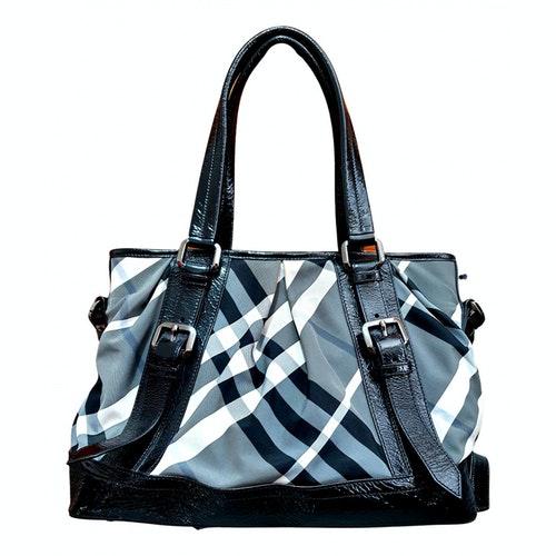 Burberry Multicolour Cloth Handbag