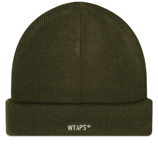 Wtaps Beanie 04 In Green