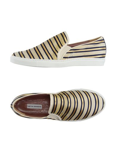 Tabitha Simmons Sneakers In Gold