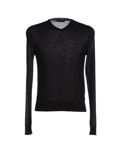 Dsquared2 Sweaters In Black