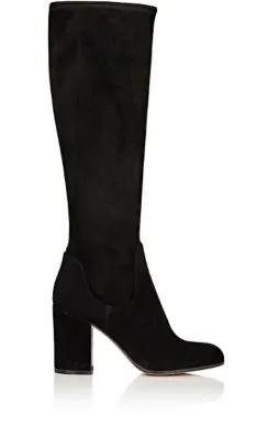 Gianvito Rossi Stivale Knee-High Boots - Black In Eero