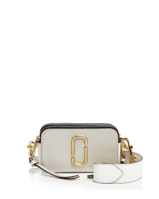 7f0a8b4c7dca Marc Jacobs Snapshot Small Leather Camera Bag, Sand Castle/Multi In Sand  Castle Multi